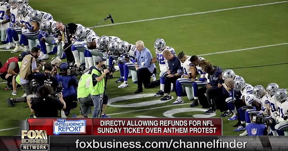DirecTV Offering Refunds for NFL Sunday Ticket
