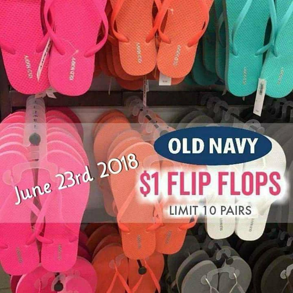 75efd534d93b Old Navy  1 Flip Flop Sale