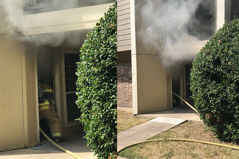 Temple Apartment Fire Caused by Electric Stove