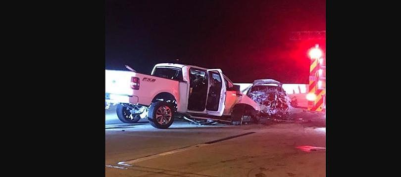 Car Accident - KRock 1017