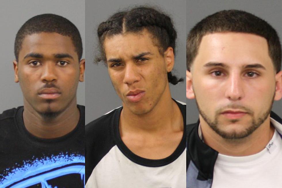 New Bedford Police Find Sawed-Off Shotgun, Arrest Four