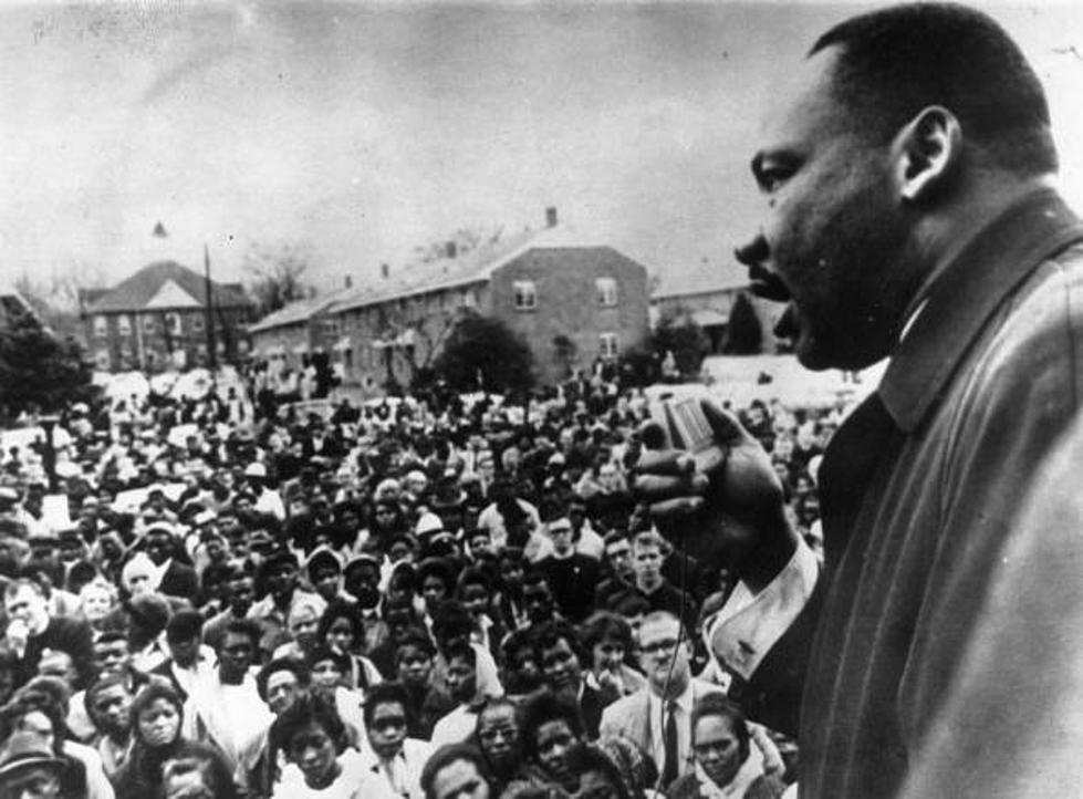 when did martin luther king give his i have a dream speech