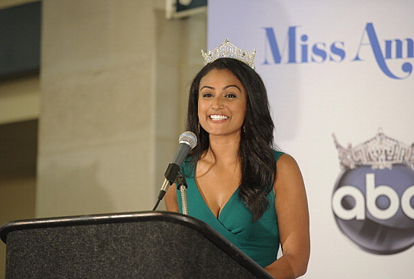 Miss Massachusetts Competes This Week