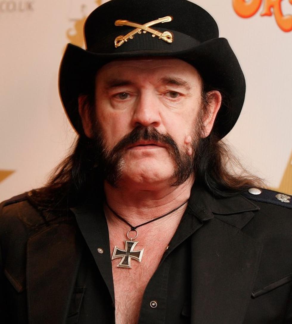Motorhead Frontman, Hard-Rock Hero 'Lemmy' Kilmister Dies
