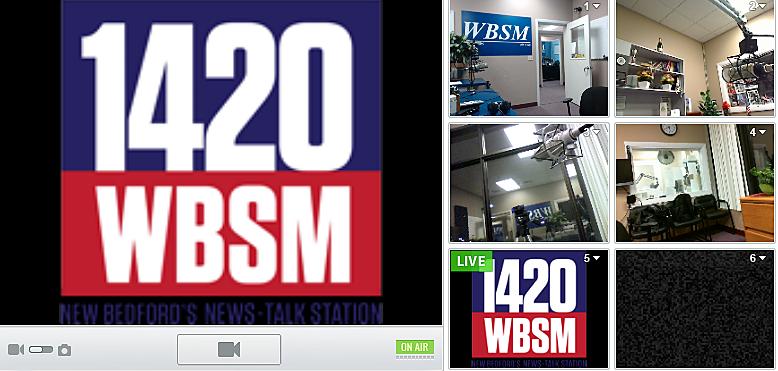 Live Stream - 1420 WBSM