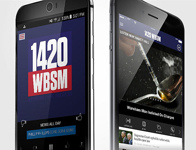 Introducing: The WBSM Mobile App - 1420 WBSM