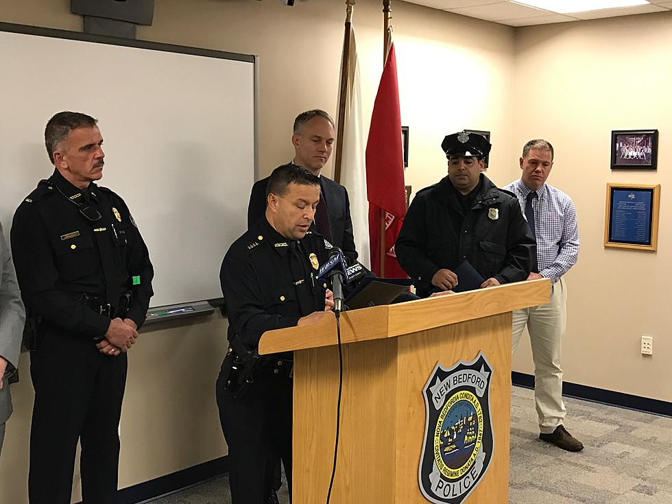 New Bedford Police Officer Recognize for Act of Kindness