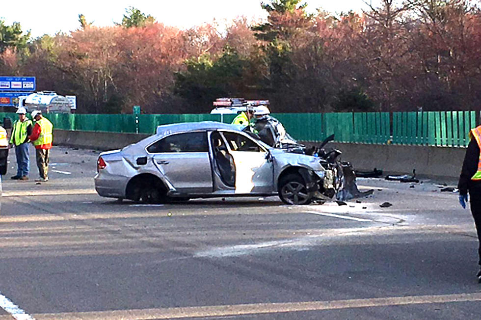 One Person Killed in Rollover Crash on Rt  24 in Brockton