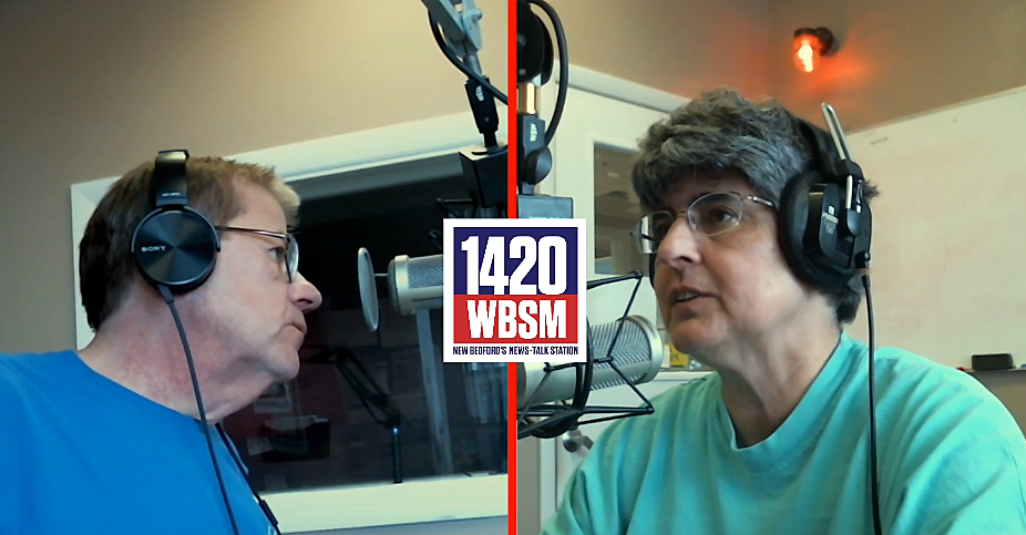 WBSM TV: Beth David of Fairhaven Neighborhood News
