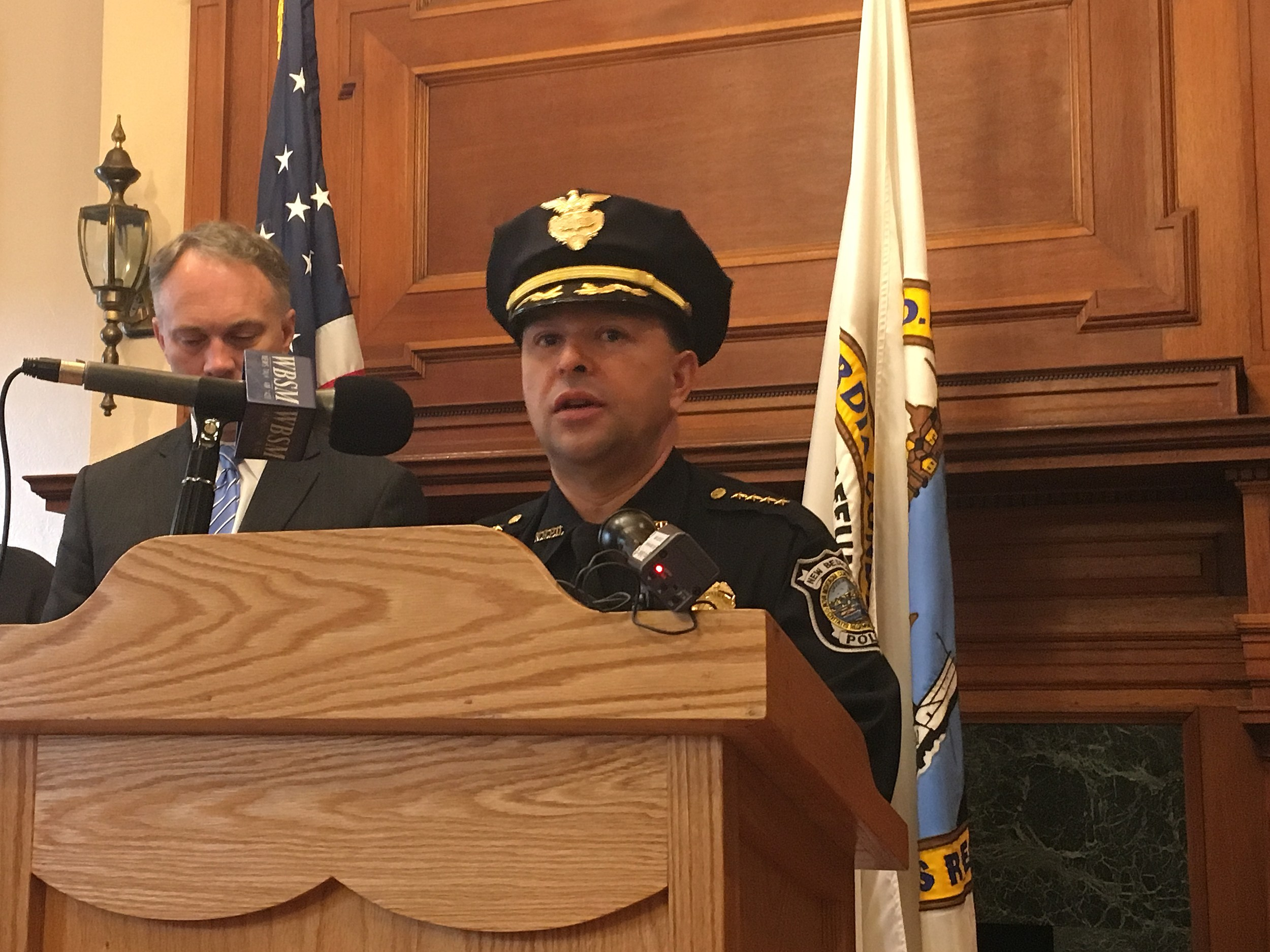 New Bedford Police Drama [OPINION]