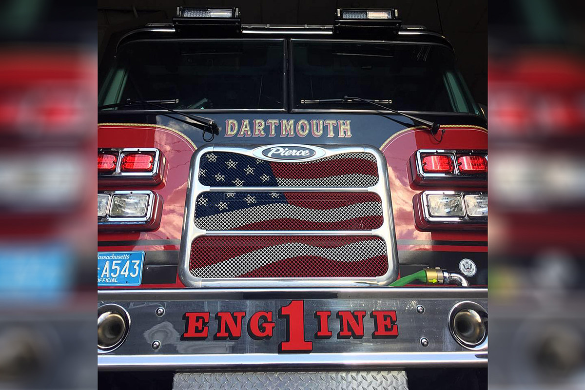 South Dartmouth House Fire Caused By