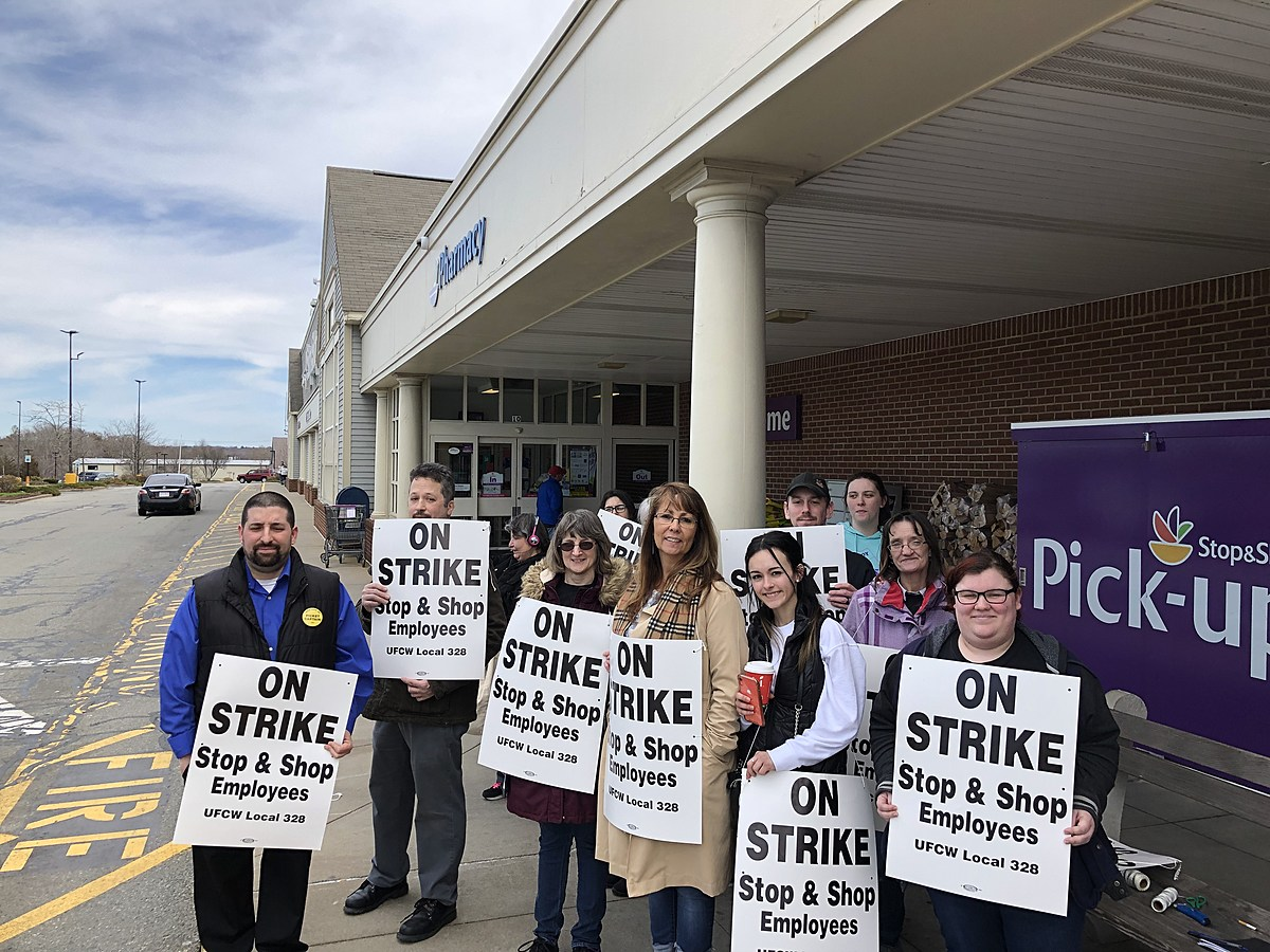 Stop & Shop Strike Really Just a Sign of the Times [OPINION]