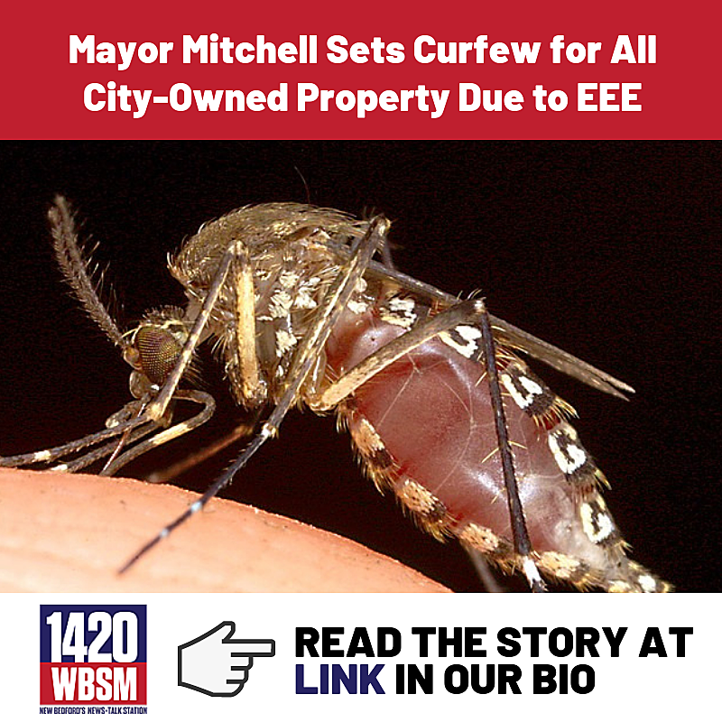 Mayor Mitchell Sets Curfew for All City-Owned Property Due