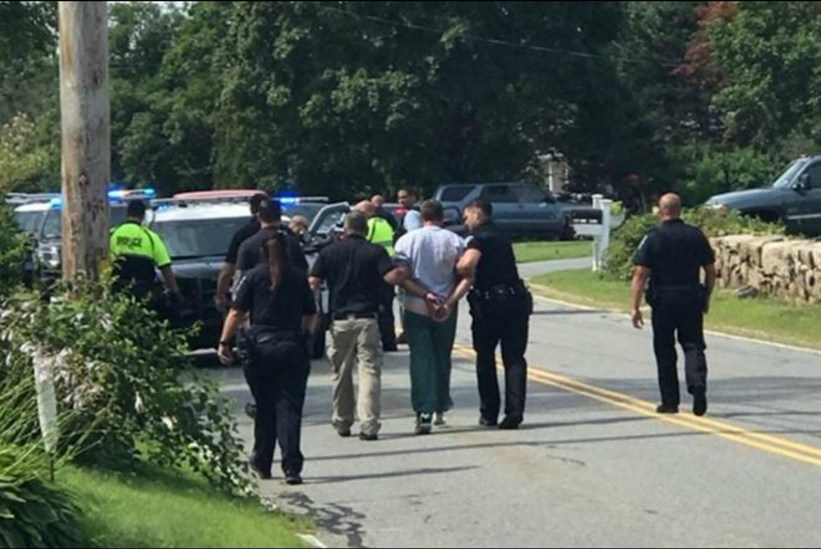 New Bedford Police Arrest Six on Drug Charges