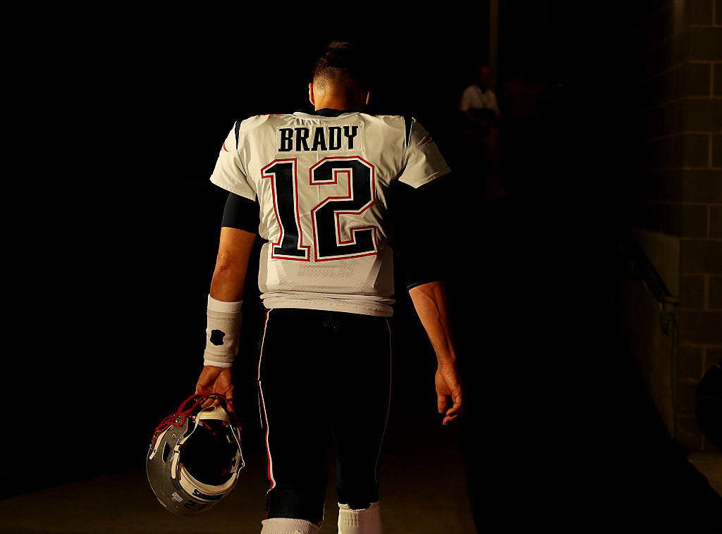 Tom Brady Will Not Wear Another Team's Jersey [OPINION]
