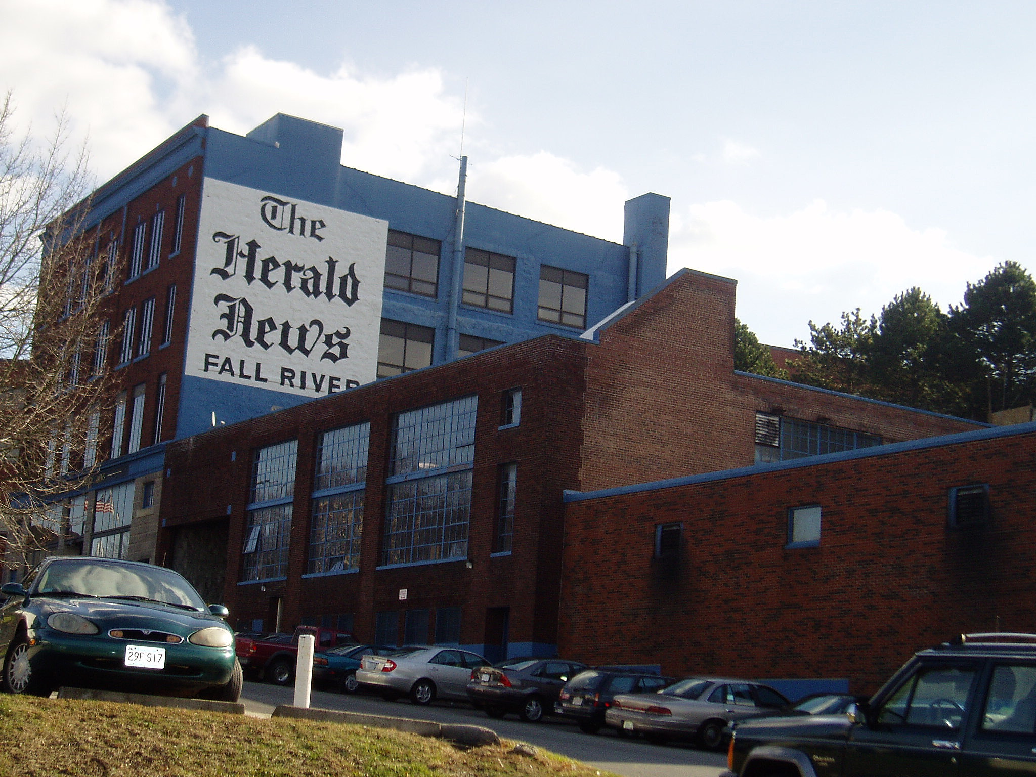 Fall River Herald News Headquarters to Be Sold