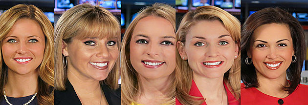 Who Is The Hottest Female News Reporter On The Southcoast Poll