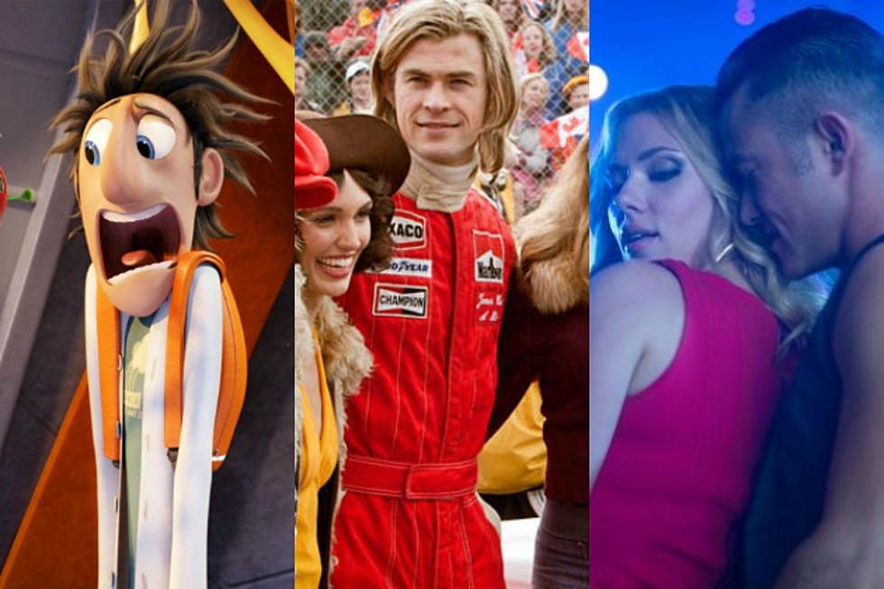 Cloudy With A Chance Of Meatballs 2′ 'Rush' And 'Don Jon