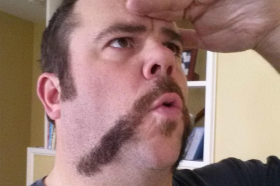 Weird Moustache Photos 10
