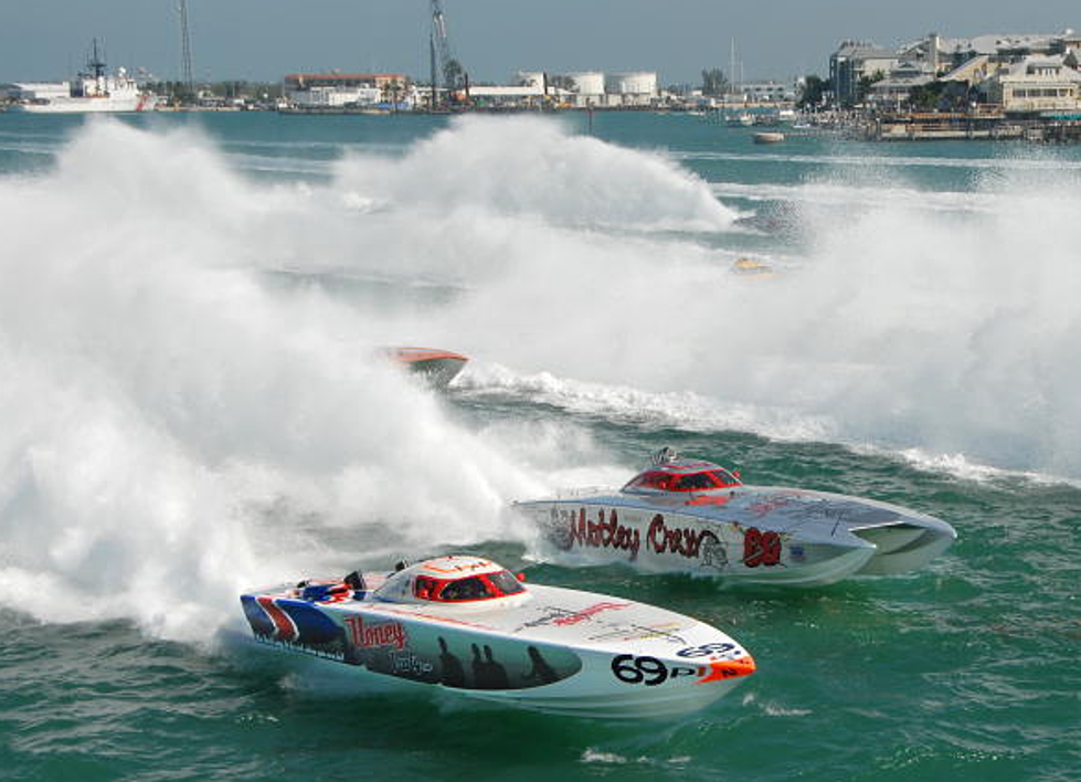 The World's Fastest Boats Will Be In Fall River This Weekend