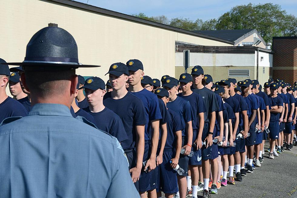State Police Student Trooper Program [PHOTOS]