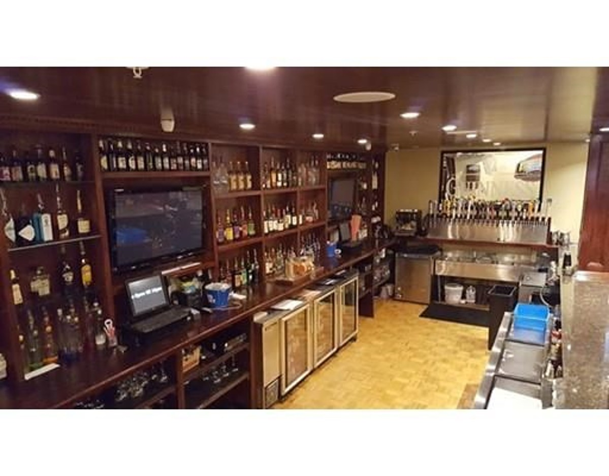 Tap House In Fall River For Sale