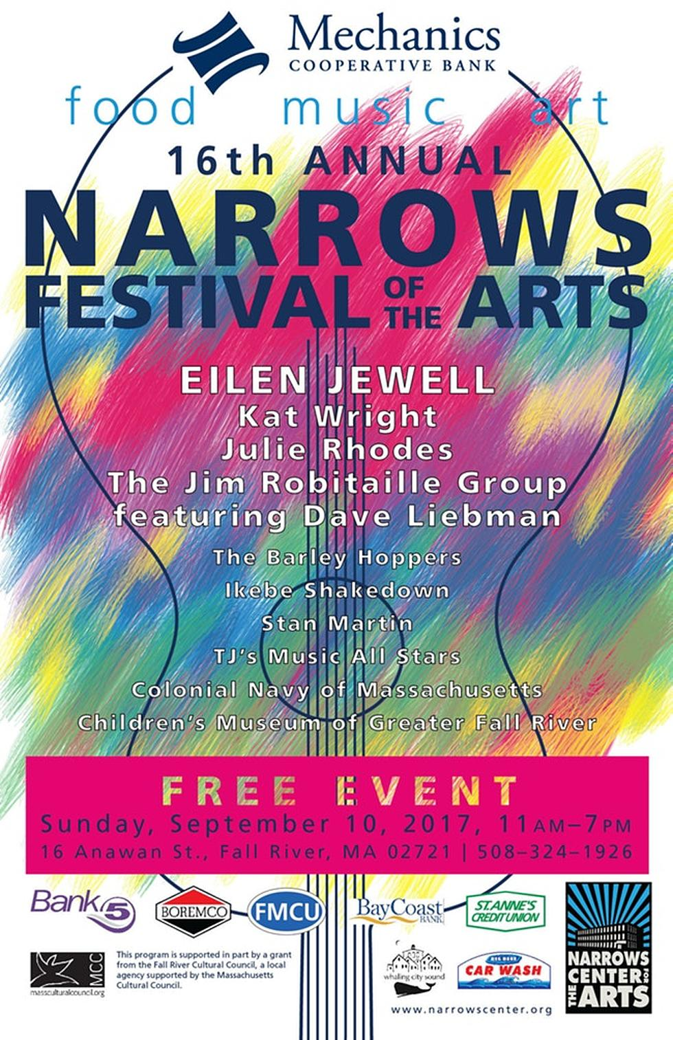 Narrows Festival Of The Arts Is This Weekend