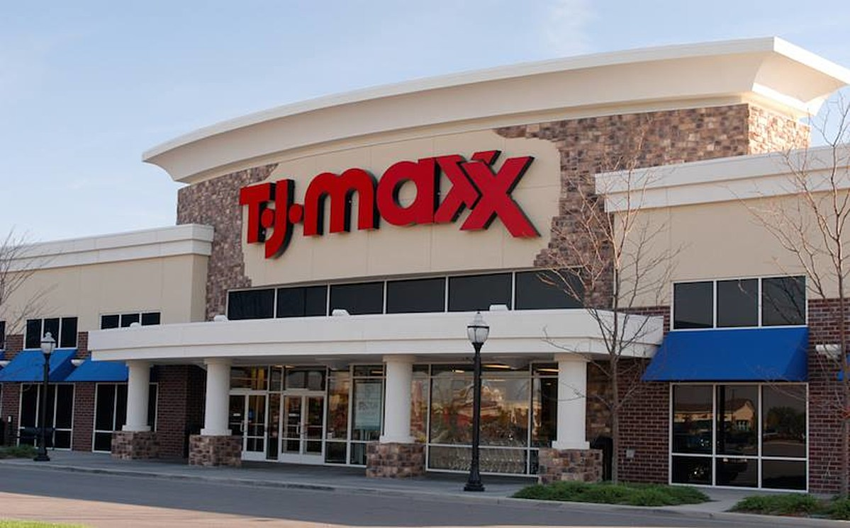Get a Look at the New TJ MAXX in Fall River