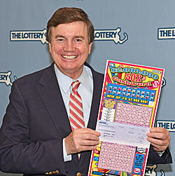 Two Million Dollar Lottery Ticket Sold in New Bedford