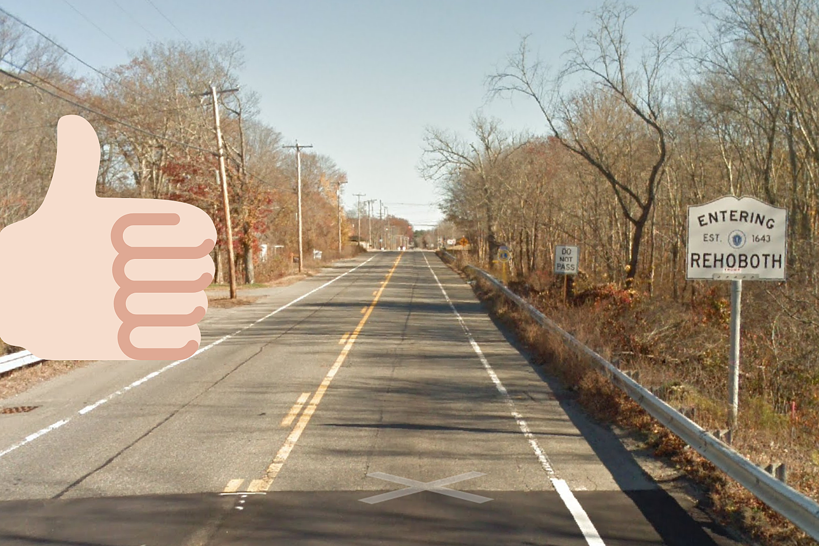 Hitchhikers By Side Of Road >> The Ghostly Tale Of The Redheaded Hitchhiker Of Route 44