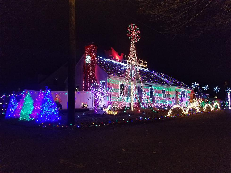 Christmas Light Displays Near Me.2018 Guide To The Best Light Displays On The Southcoast
