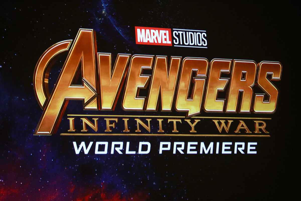 Infinity War On Netflix