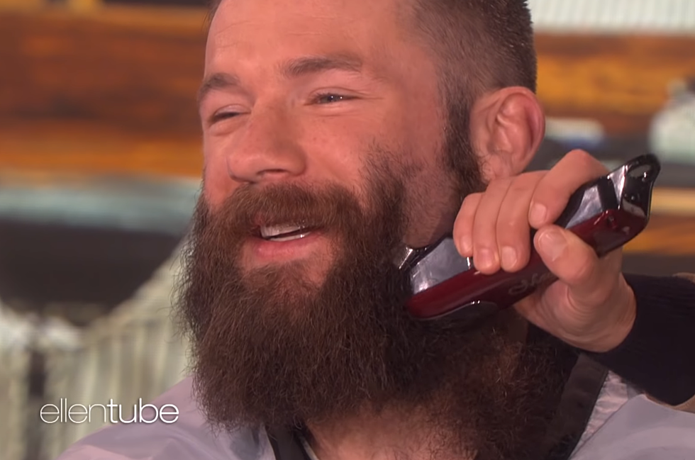 How Much Did Julian Edelman S Beard Sell For