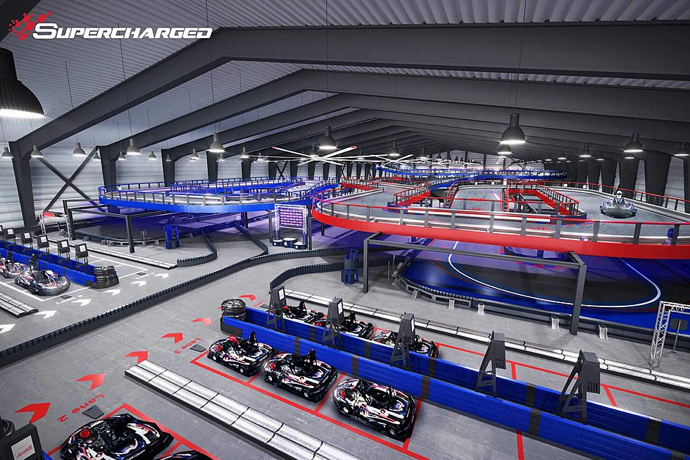 Indoor Multi-Level Karting Track Opening in Wrentham [PHOTOS]