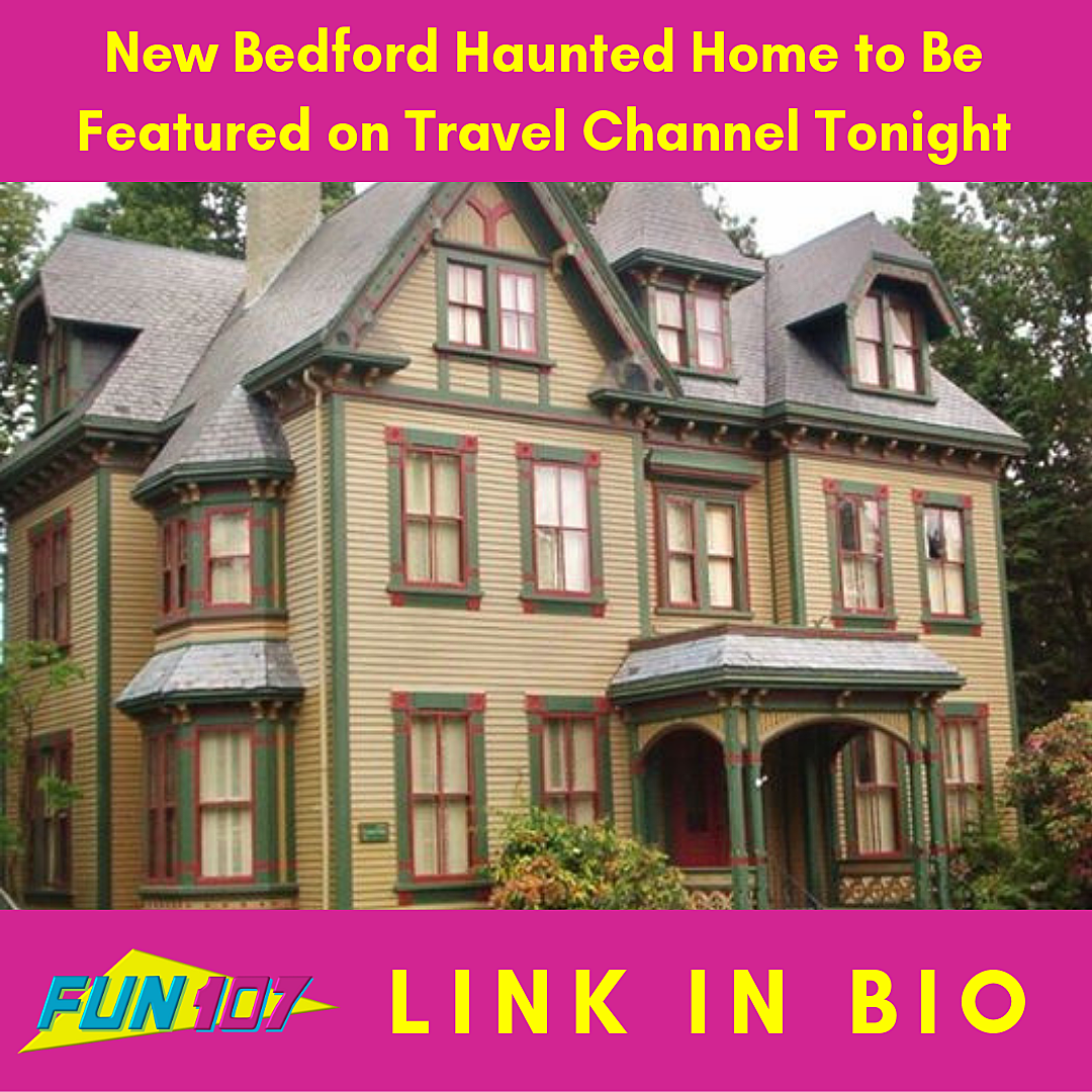 New Bedford Haunted Home Featured on Travel Channel Tonight