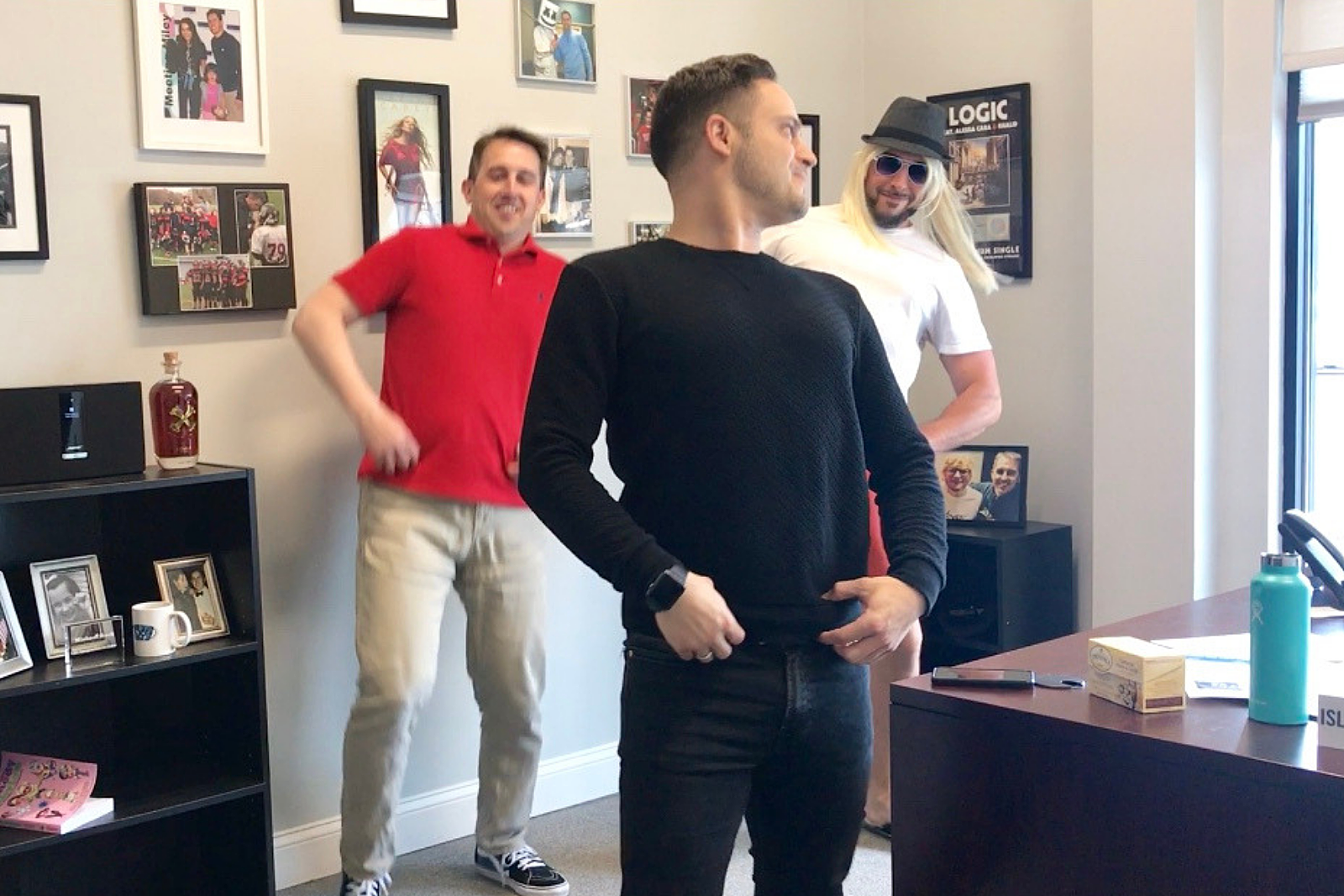 We Got Michael Rock to Take on the 'Git Up Challenge'
