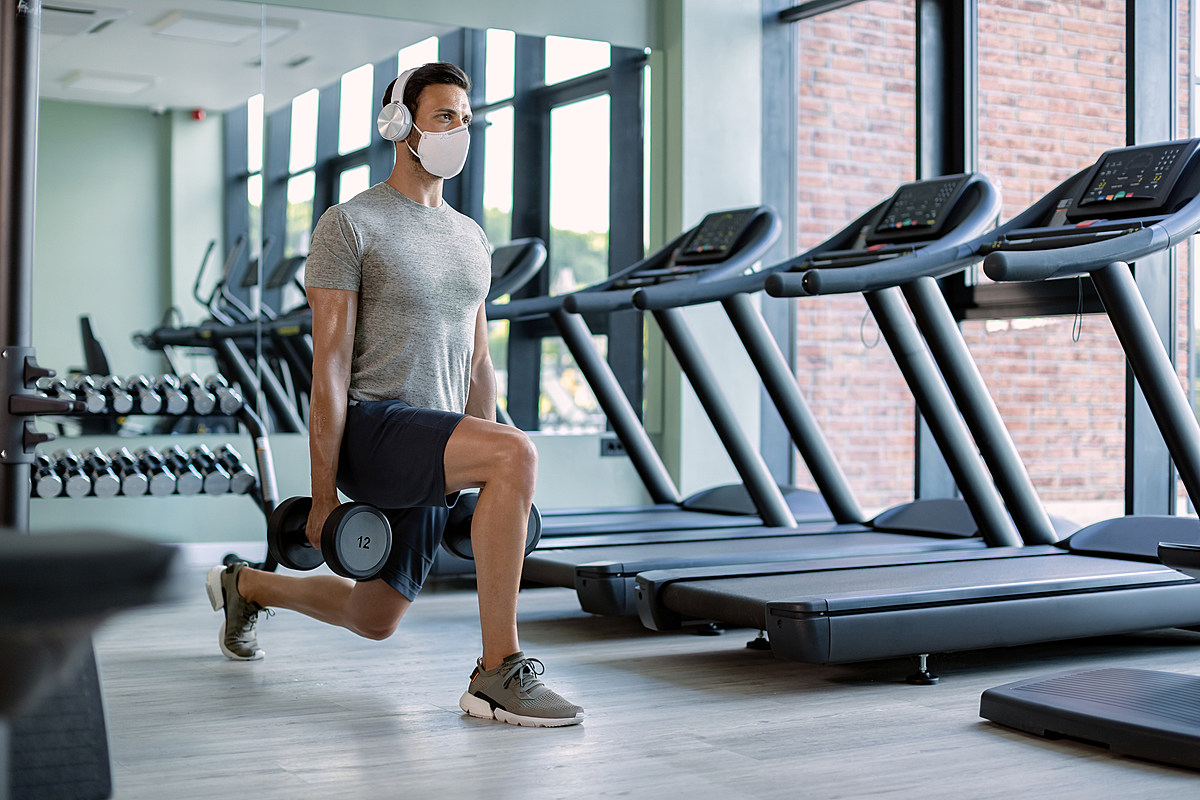 Southcoast Gyms That Are Going Mask Free