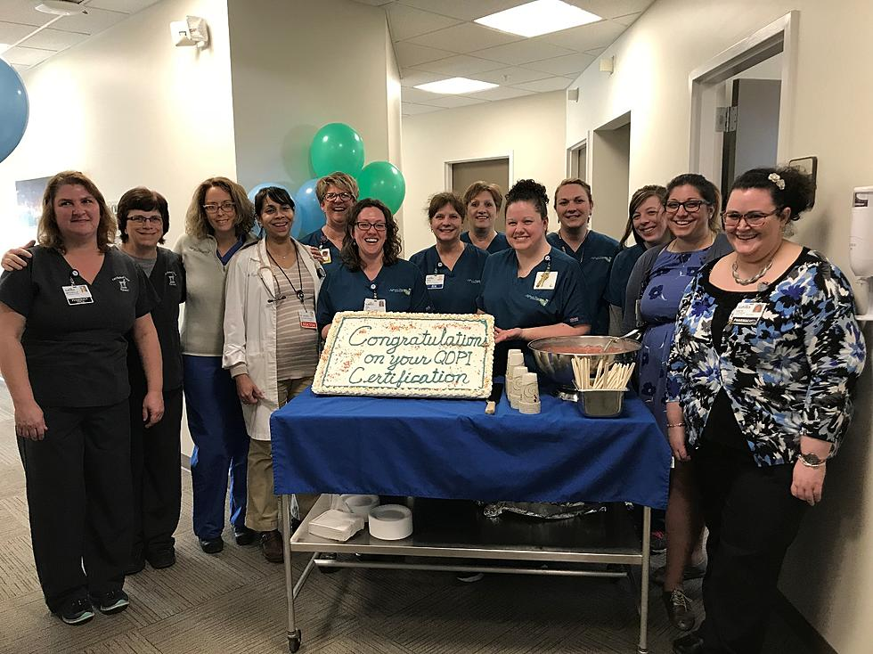 Jefferson Cary Cancer Center Receives Cancer Care Recognition