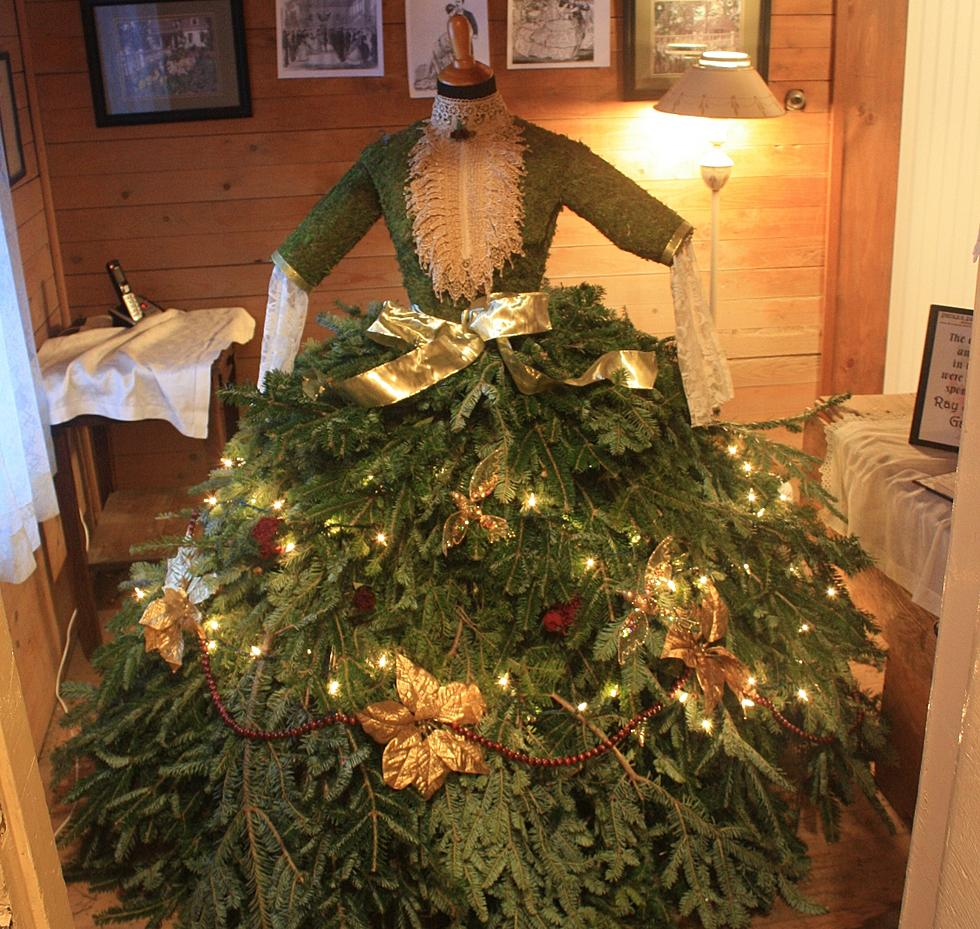 Victorian Christmas Tree.Wintergreen To Feature Victorian Christmas Decorations
