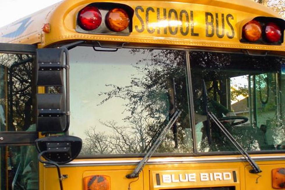No Injuries in Woodstock School Bus Accident