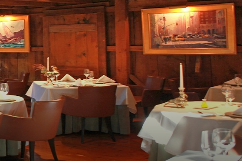 The Most Romantic Restaurant In Maine
