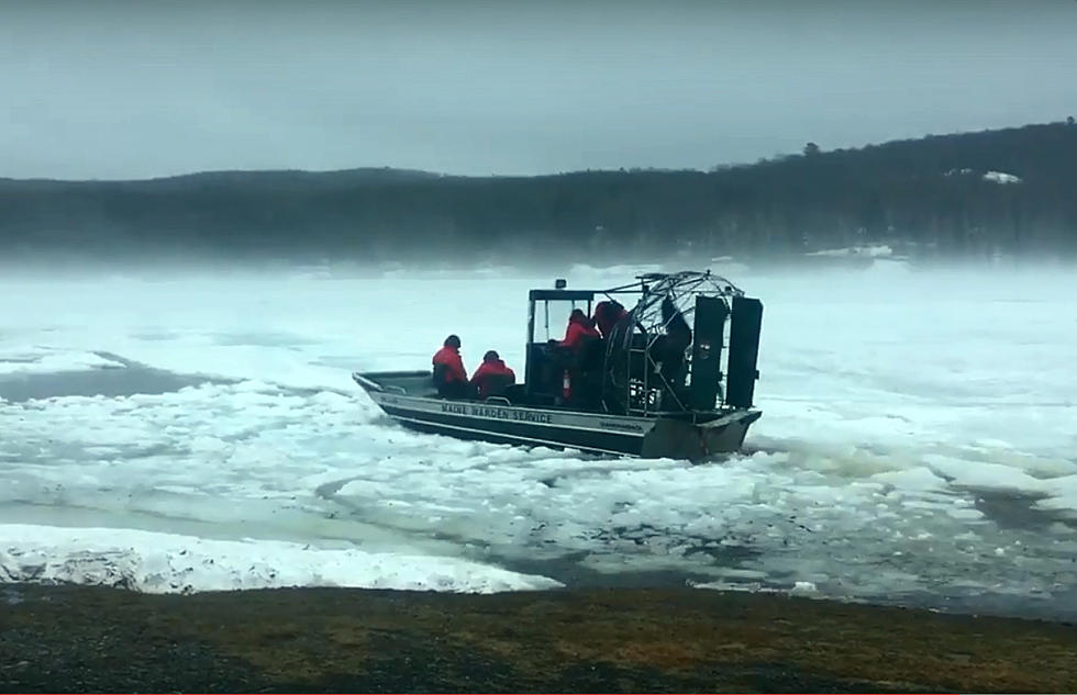 Aroostook County First Responders Acquire New Airboat [VIDEO]