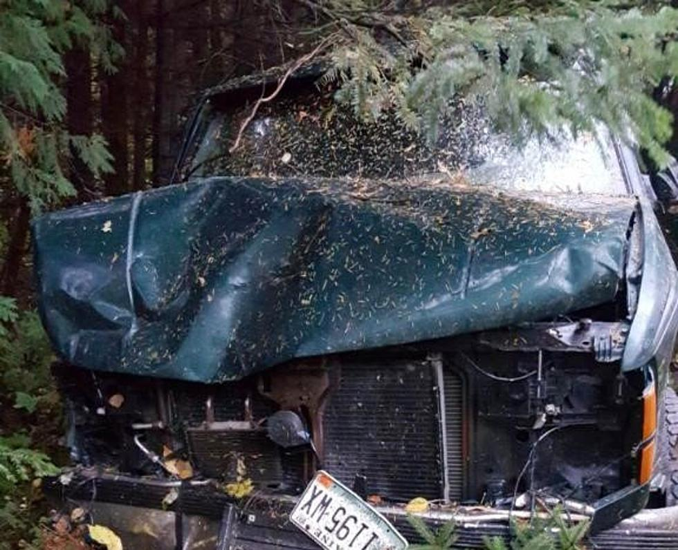 Mars Hill Man Charged with OUI in Early Morning Crash