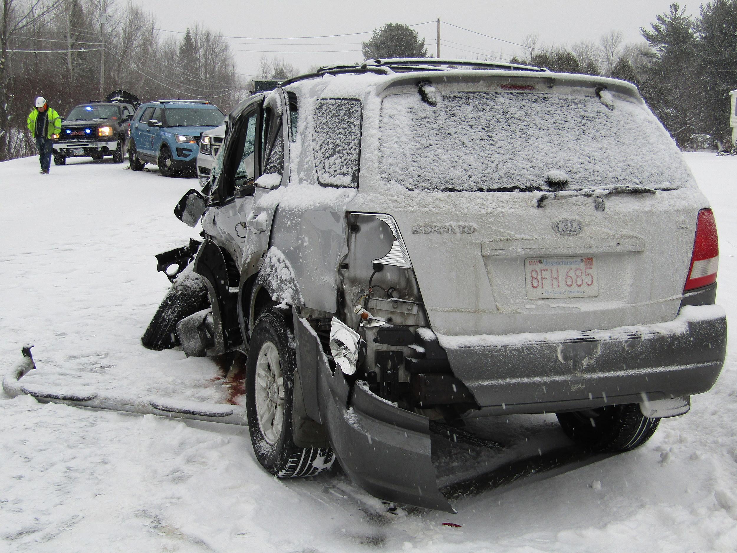 Driver Dies in Lagrange Rollover Crash