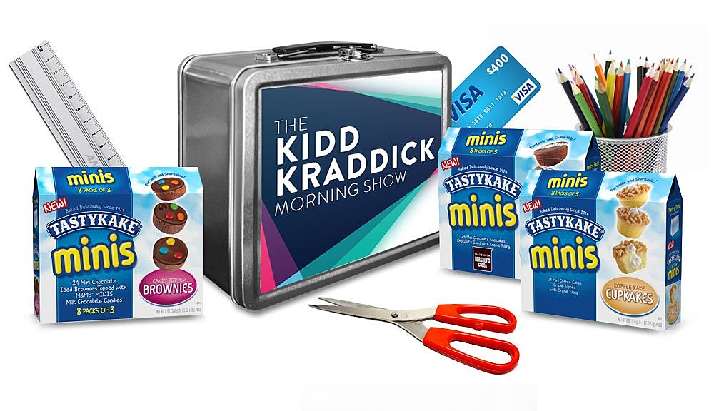 Beat the Bank' with the Kidd Kraddick Morning Show