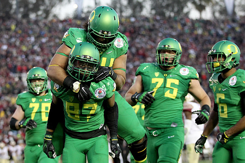 Oregon Ducks Win 2015 Rose Bowl, Will Play for National Title