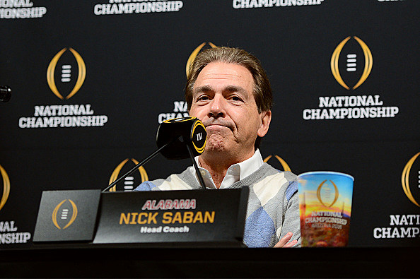Alabama Would Likely Be Favored Against Every Team in CFB