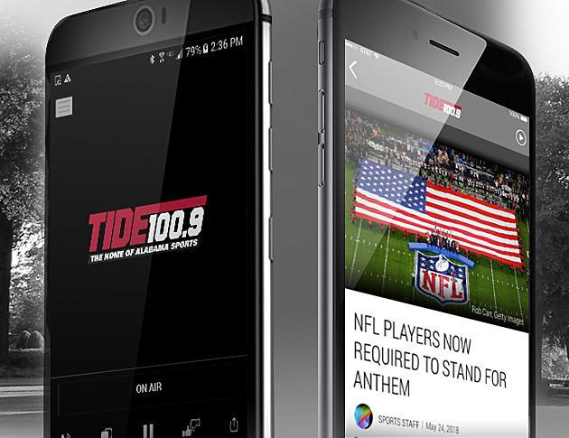 Download the Tide 100 9 Mobile App Now! - Tide 100 9 FM