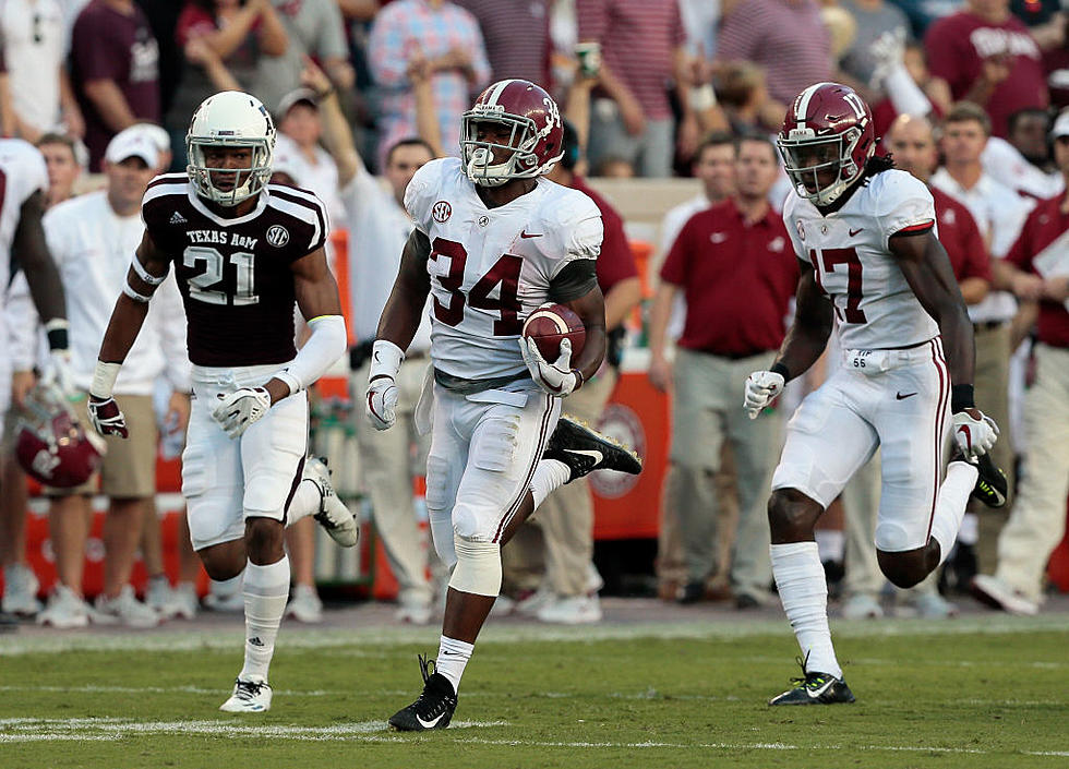 Alabama Coaching Staff Recognizes Seven Players Of The Week Following Texas A M
