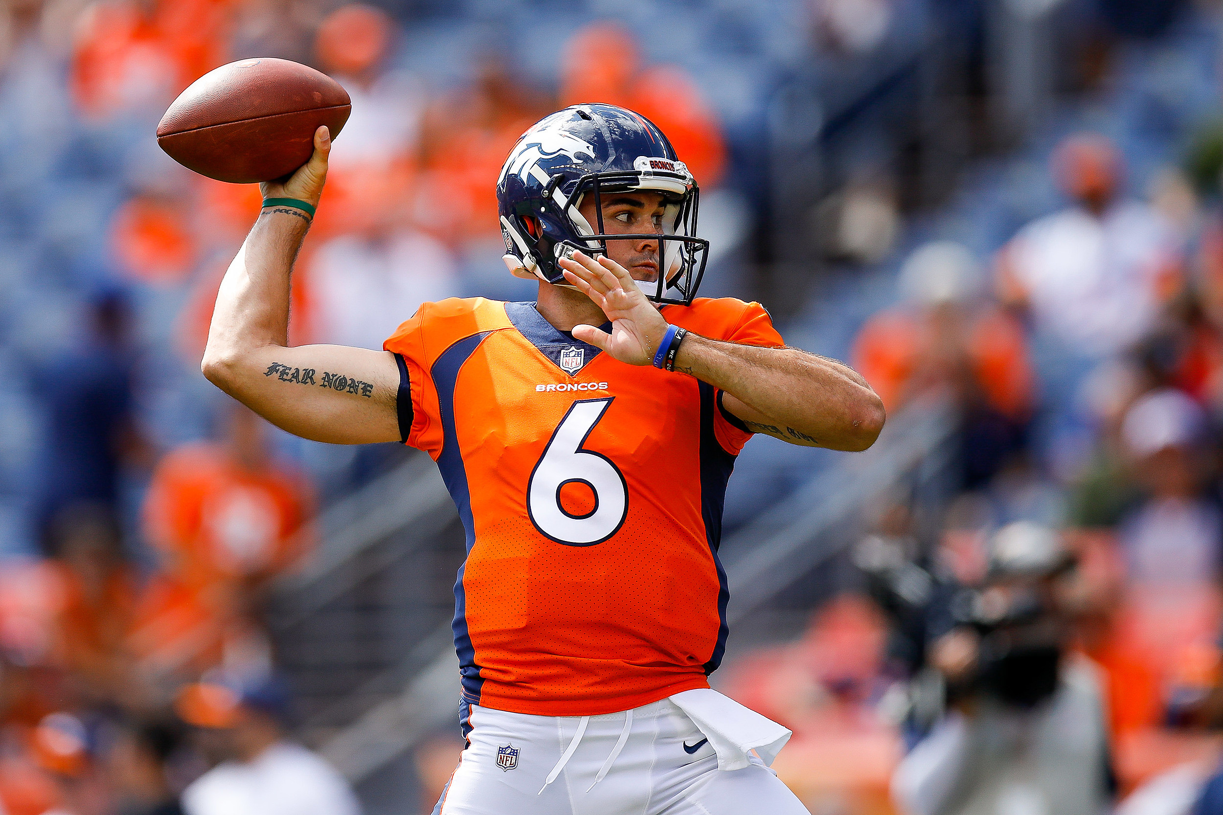 e2dfb403e Broncos Backup QB Chad Kelly Arrested in Trespassing Case